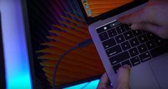 How-To: LG 5K UltraFine Displayeinstellungen mit Touch-Bar steuern - https://apfeleimer.de/2017/02/how-to-lg-5k-ultrafine-displayeinstellungen-mit-touch-bar-steuern - Wenn Ihr im Besitz eines der neuen Macook Po Modelle mit Touch-Bar seid und gleichzeitig Euch auch noch den neuen LG 5K UltraFine zugelegt habt, könnte Euch der folgende Tipp interessieren. Jeff von 9to5mac erklärt in einem kurzen Video, wie Ihr die Displayhelligkeit via Touch-Bar...