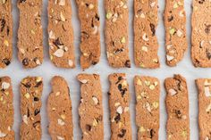 Holiday Cookie: Fruit and Nut Thins • Joyous Health Recipe