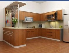 10 brown kitchen designs for different spaces Brown Kitchen Designs, Beautiful Kitchen Designs, Best Kitchen Designs, Modern Kitchen Design, Interior Design Kitchen, Open Kitchen Cabinets, Kitchen Cabinet Styles, Kitchen Layout, Log Home Kitchens