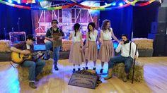 Extravaganza III: La Fiesta del Granero de Gijón con Blues & Decker grabando para la TPA