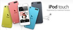 The iPhone Without The Phone - #iPodTouch5 Announced