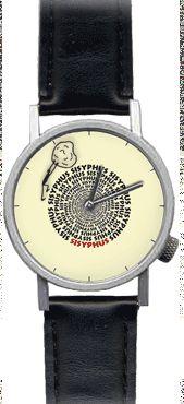Sisyphus: reloj de pulsera - El Péndulo