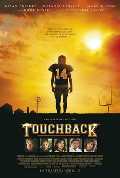 With Brian Presley, Kurt Russell, Melanie Lynskey, Marc Blucas. A man looks back 15 years to the injury that ended his career as a promising high-school football player. Football Movies, High School Football Player, Football Posters, James Duval, Christine Lahti, Marc Blucas, Ella Anderson, Kurt Russell, Palo Verde
