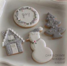 フラワーボックスのアイシングクッキーの画像   ~Cookie Crumbs~クッキー・クラムズのアイシングクッキー