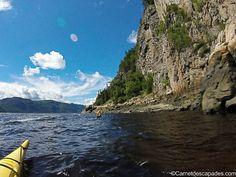 En kayak sur le fjord du Saguenay - Carnet d'escapades