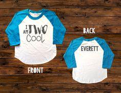Im TWO Cool Shirt