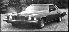 History of the Pontiac Grand Prix - Part 3, 1973-1990