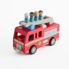 Freddie's Toy Fire Engine - Toys - up to 30% off - SALE