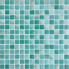 ¿De qué color veré al agua de la piscina según el mosaico utilizado? Tile Floor, Flooring, Texture, Crafts, Shades Of Green, Blue Nails, Colors, Long Weave, Mosaics