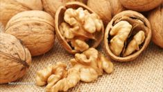 A handful of walnuts each day can help keep breast cancer away   #health #naturalhealth #walnuts #cancer #breastcancer