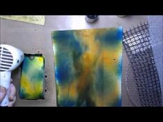 """ABC Art Journal Series-G """"Get Inky With It"""""""