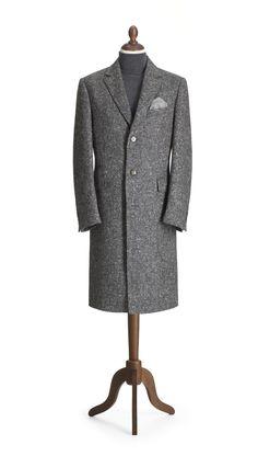 Donegal Overcoat - Crombie