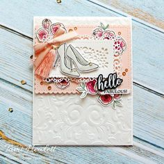 Stampin' Up! Dressed to impress Cute Gift Boxes, Cute Gifts, Gift Box Design, Dress Card, Stamping Up Cards, Cards For Friends, Homemade Cards, Dress To Impress, Birthday Cards