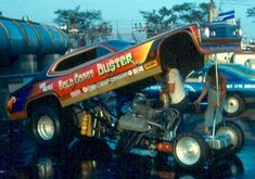 70s Funny Cars - Gold Coast Duster