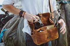 ONA The Bowery Leather Bag