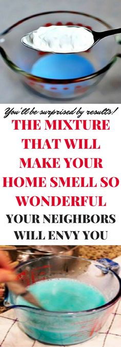 The Mixture That Will Make Your Home Smell So Wonderful… Your Neighbors Will Envy You - NZ Holistic Health Homemade Air Freshener, Natural Air Freshener, Homemade Fabric Softener, Health Tips For Women, House Smells, Thats The Way, Natural Medicine, Herbal Medicine, Smell Good