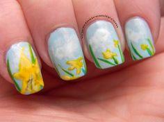 Toxic Vanity: Day 9: Daffodils