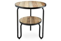 Celeste Round Side Table