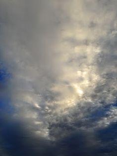 naturensdronning: Skyer