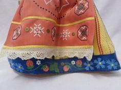 Vintage 1980 Moscow Olympics Tallinn Souvenir Wooden Folk Art Doll Salvo USSR | eBay