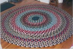 How to Make a Braided Area Rug thumbnail