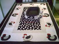 toalhas de mesa com aplique no pinterest - Pesquisa Google