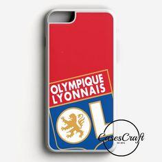 Olympique Lyonnais iPhone 7 Case | casescraft