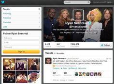 Twitters version of a Facebook Cover   the Header Photo!