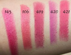 117 Inglot Lipstick Swatches !! http://www.glossypolish.com/117-inglot-lipstick-swatches/ Did you know you can buy #Inglot #lipsticks Rs 200 cheaper at an online site?! I discovered this..and to make #shopping easier, swatched 117 Inglot Lipsticks <3 Enjoy ;)