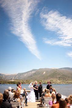 Western riviera, grand lake, colorado