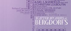STACY IGEL: Midnight Inspiration: Documentary-Scatter My Ashes at Bergdorf's