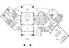 Hamill Creek Timber Homes: Princeton – Timber Frame House Plans - Timber Home Living