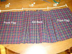 Wanna Make your Child a Kilt for the Scottish Highland Games?!