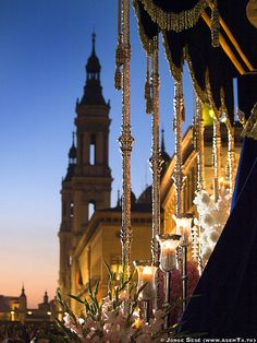 To Zaragoza, Aragon, Spain....my ancestors were royalty here.  A visit would certainly stir the blood!