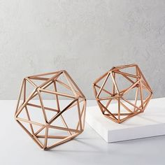 Symmetry Objects #westelm