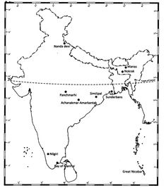 Class 11 Geography NCERT Solutions Chapter 2 Structure and