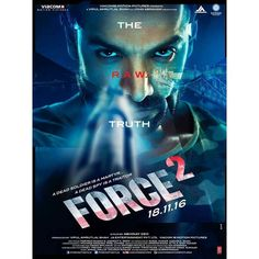 Presenting the first look kickass poster of #Force2 starring #JohnAbraham #SonakshiSinha  #firstlook #poster #movieposter #firstlook #movie #film #celebrity #bollywood #bollywoodactress #bollywoodactor #bollywoodmovie #actor #actress #filmywave