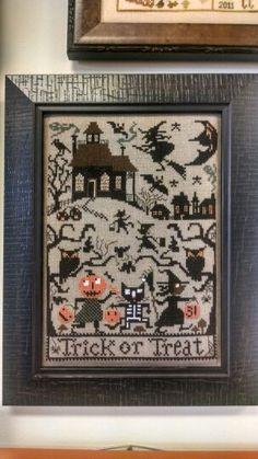 Trick or Treat by Prairie Schooler
