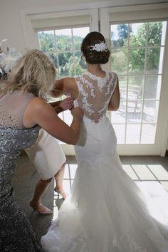 Pronovias laren 636 size 8 used wedding dresses bridal laren wedding dress recycled brideflare junglespirit Gallery