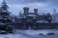 Winterfell LinoDrieghe by Lyno3ghe.deviantart.com on @deviantART
