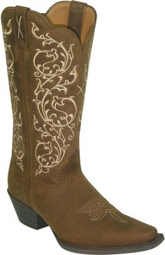 WWT0022 Twisted X Women's Steppin Out Western Boot from Bootbay, Internet's Best Selection of Work, Outdoor, Western Boots and Shoes.