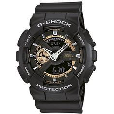 "Casio G-Shock ""GA-110RG-1AER"" Watch uhr ** Visit the image link more details. (This is an affiliate link) #Accessories"