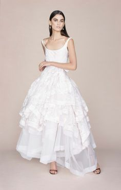 Embody a ballerina bride on your wedding day in the Vivienne ...