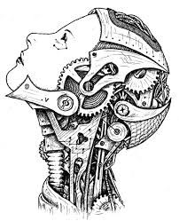 Image result for robot face sketch Robots Drawing, Face Sketch, Mood, Art Sketches, Drawings, Cards, Stuff To Buy, Animals, Image