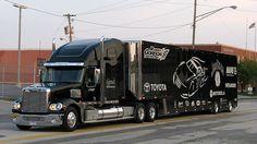 NASCAR Haul Trucks