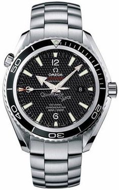 Omega seamaster planet ocean #watch