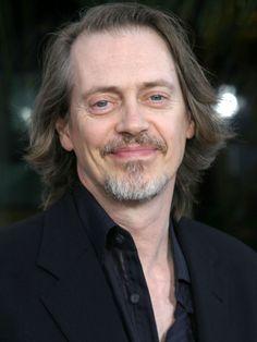 """My favorite review described me as the cinematic equivalent of junk mail. I don't know what that means, but it sounds like a dig.""-Steve Buscemi"