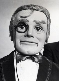 Ventriloquist Ray Alan was one of the greatest!