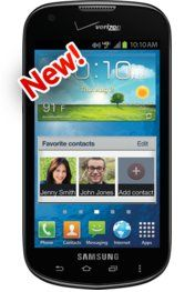 Samsung Galaxy Stellar - 4G LTE for Verizon Wireless  Samsung Galaxy Stellar - 4G LTE with a new Verizon Wireless account FREE!! Standard Shipping via FedEx FREE!!  Device Price Today FREE!!  So cool