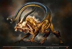 greek mythology Chimera